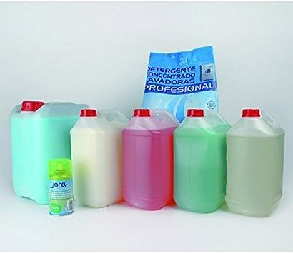 Detergente lavadora en polvo 20 kg: Amazon.es: Salud y cuidado ...
