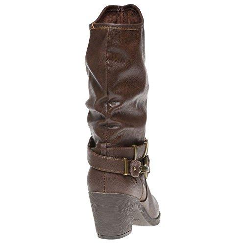 Boots Swindon Marron Marron Dog Femme Rocket 6txwqO7nw