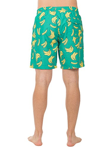 db1cea4639 Bright Colored Men's Swim Suit Trunks – Vacation Surf Board Shorts for  Spring Break   TOP MERCH DEALS