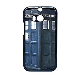 Generic For M8 Htc Print With Tardis Desiger Back Phone Covers For Child Choose Design 12