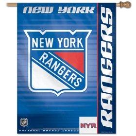NHL New York Rangers 01523014 Vertical Flag, 27
