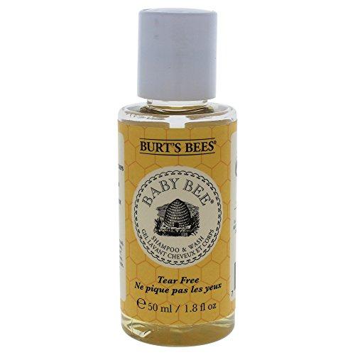 Burt's Bees Baby Bee Travel Size Shampoo & Wash - 1.8 oz