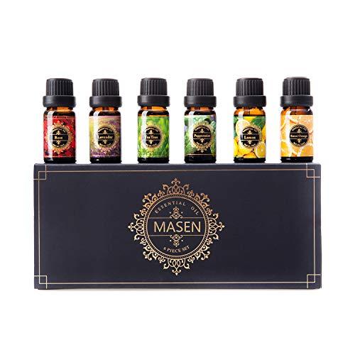 SUNPIN Aromatherapy Essential Oils Set