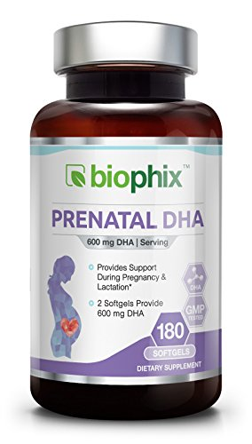 Prenatal dha 180 softgels pregnant women nutrition for Fish oil during pregnancy