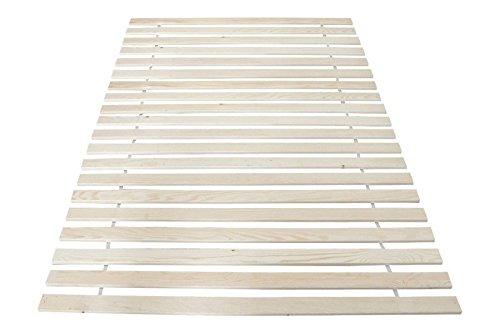 Coemo Rollrost Lattenrost Rolllattenrost 20 Stabile Leisten 160 x 220 cm