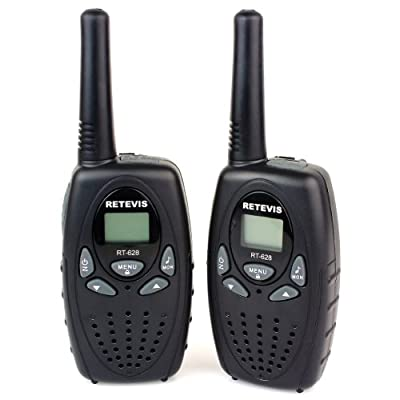 Retevis RT628 VOX UHF Portable 22 Channel FRS Kids Walkie Talkies from Retevis