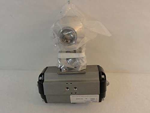 Lee 152FTID/ODTCDA Sanitary Valve w/Actuator 1.5'' by LEE