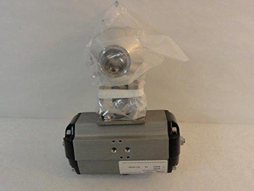 Lee 152FTID/ODTCDA Sanitary Valve w/Actuator 1.5'' by LEE