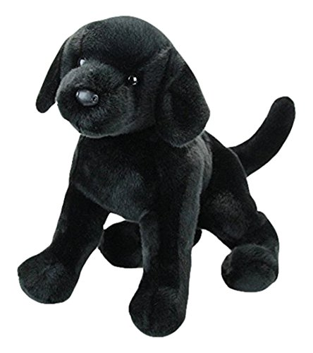 Douglas Cuddle Toys James Black Lab 1852 Douglas Lab Stuffed