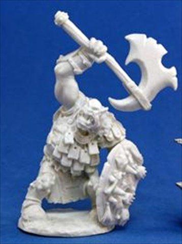 Kavorgh, Orc Warboss (1) Miniature