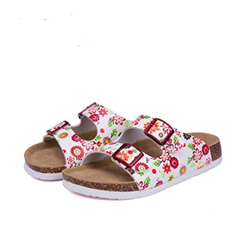 35 Plus Mixed Size Sandals Flats Colors 43 Huntty Cork Beach 24 Slippers Lady ApwxqCg