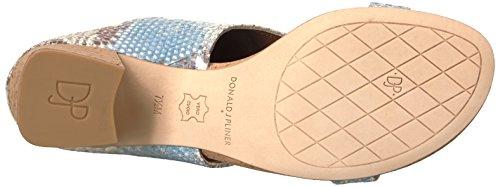Donald J Pliner Womens Ellee Dress Sandal Sky