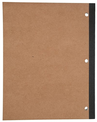 043100052227 - Mead 1-Subject Wireless Notebook, 10.5 x 8 Inches, Wide Ruled, 80 Sheets (05222) carousel main 5