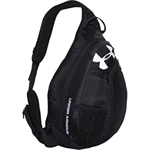 big sale aaed7 5a2d9 sling backpack under armour