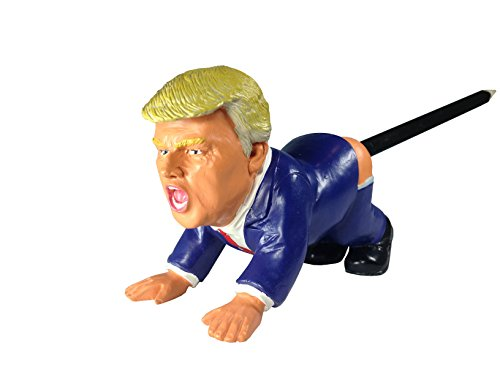 Mia 2 Donald Trump Pen Holder