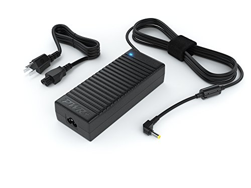 150w Laptop Ac Adapter (Pwr+ 150W 120W Extra Long 14 Ft AC-Adapter-Charger for MSI-Laptop CX62 GL62 GE60 GE60K GE62 GE70 GE72 GL72 GP60 GP70 GP72 GS60 GS70 Stealth MS-16GA MS-16GC MS-1757 Power-Supply-Cord: ! 4.7A 6.3A 7.7A MODELS ONLY !)