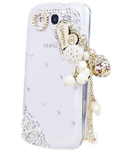 Generic Diamond Samsung Galaxy i9300 white