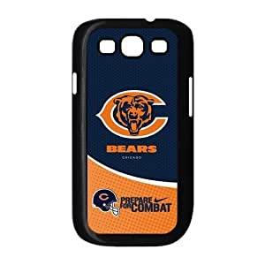 NFL Chicago Bears Galaxy S3 Slim-fit Case Hard Plastic NFL Team Logo SamSung Galaxy S3 I9300/I9308/I939 Cover WANGJING JINDA
