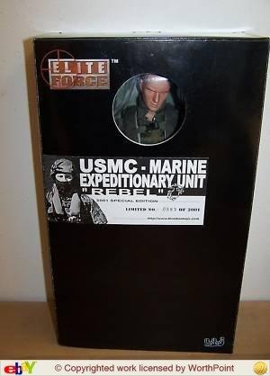 BBI Elite Force Excl. USMC Marine Expeditionary Unit