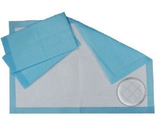 Healthline (Chux) Disposable Underpads 23 x 36, Waterproof Highly Absorbent Bed Pads for