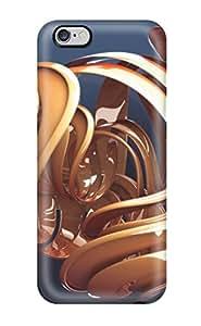 High Quality emma lynn matusiak 3d Orange Shape Skin Case Cover Specially Designed For Iphone - 6 Plus