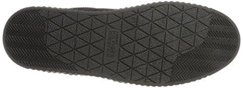 Schwarz 1b Black Herren Denim Sneaker Hilfiger K2385enneth fRBAwg