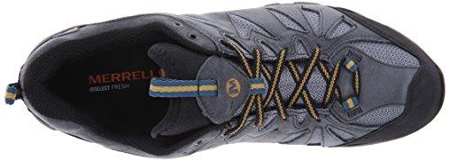 Merrell Mens Capra Escursioni Impermeabile Scarpa Turbolenza