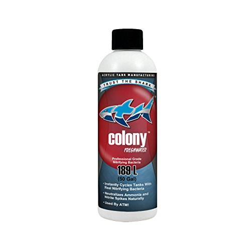 ATM Blue Shark Animal Planet Tanked AAT00402 Colony Fw, 8-Ounce