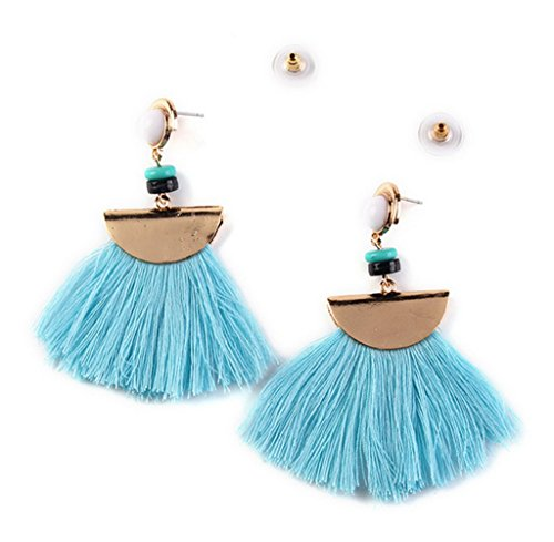 Elegant Jewellery Bohemia Tassels Earrings