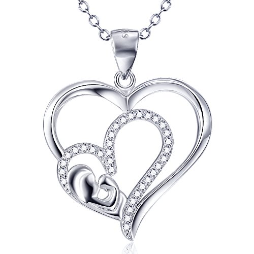 925-sterling-silver-mother-and-child-pendant-necklace-for-women