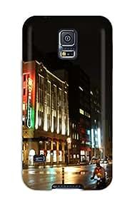 Chad Po. Copeland's Shop Case Cover For Galaxy S5 - Retailer Packaging Nous Avons Ete Souper Pas Trop Loin De Ce Coin De Rue Hier Soir Protective Case 7459991K90431154