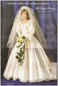 Amazon.com: Princess Diana Bride Doll: Toys & Games