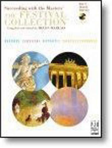 (FJH Music The Festival Collection, Book 8-Book & CD Advance)
