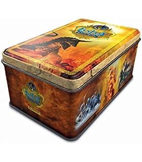 Panini- Metal Box Trading Cards Fantasy Riders 2. La invasión de los Gigantes Caja (003818TINSE): Amazon.es: Juguetes y juegos
