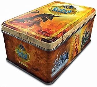 Panini- Tin Box Trading Cards Fantasy Riders 2. La invasión de los Gigantes Caja (003818TINE): Amazon.es: Juguetes y juegos