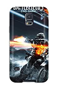 New Battlefield 3 End Game Tpu Skin Case Compatible With Galaxy S5
