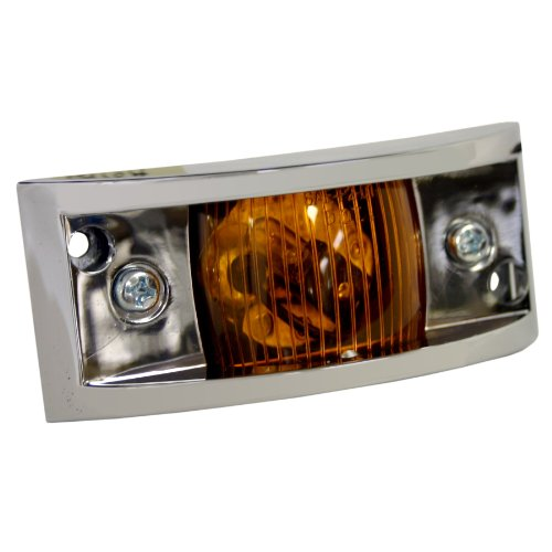 Blazer B478A Armored Marker Light, Amber