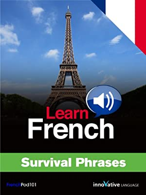 Learn French - Survival Phrases Audio Course for Mac [Download]