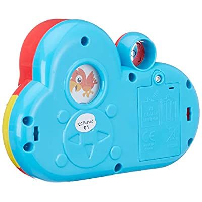 Playgro Baby Toy Sounds and Lights Camera 6383800 for Baby Infant Toddler Children is Encouraging Imagination with STEM/STEAM for a Bright Future - Great Start for A World of Learning : Baby