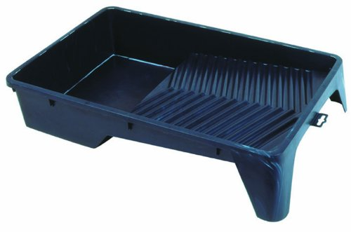 Deep Well Tray - Encore 45 XL X-Treme Deep Well Paint Roller Tray, 5 Qt Capacity, Plastic, Black