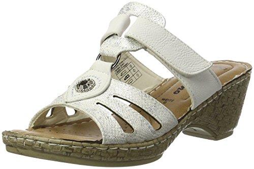 White Supremo Femme Blanc Mules 2727802 IrqIg