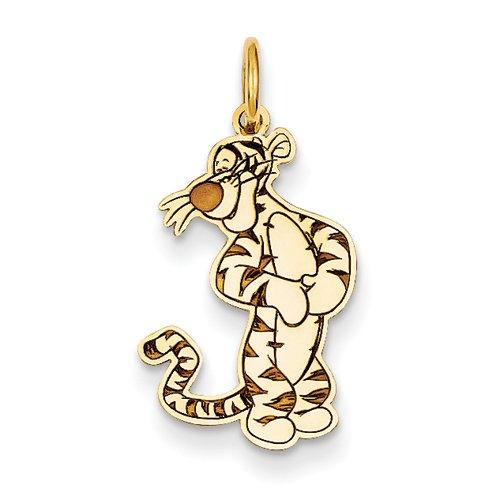 14Ct charms disney tigrou-jewelryWeb