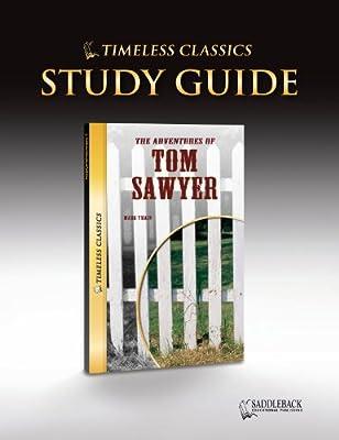 the adventures of tom sawyer audio package timeless classics saddleback classics
