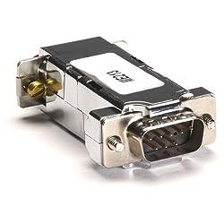 BLACK BOX ME213 Asynchronous Modem Eliminator (AME), DB9, Male/Male