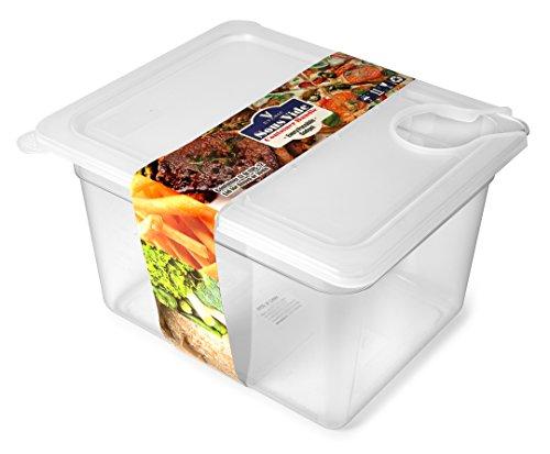 plastic food container sous vide - 3