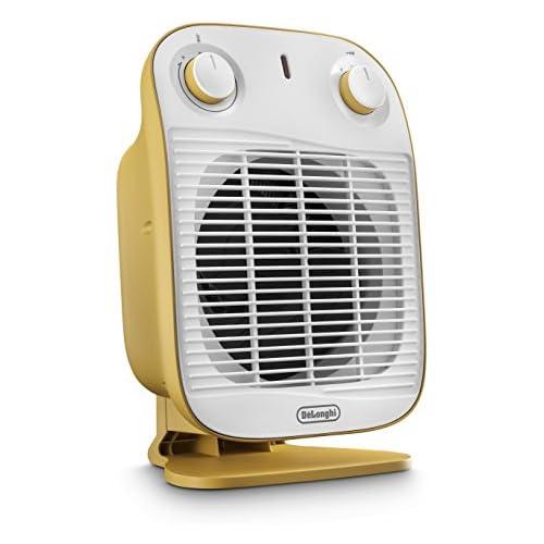 chollos oferta descuentos barato DeLonghi HFS50B20 YE Calefactor