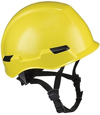 Dynamic Safety HP142R/02 Rocky - Gorro duro con suspensión de nailon y trinquete de