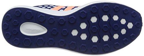 Zapatillas Colores Deporte Adidas W para Multicolour Cloudfoam Mujer Varios de Race Interior wRTSqA