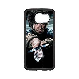 Custom The Hobbit Design PC and TPU Phone Case Cover Laser Technology for SamSung Galaxy S6