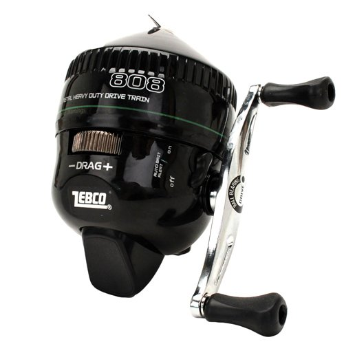 Zebco 808 Bowfishing Reel Calm Pack Review